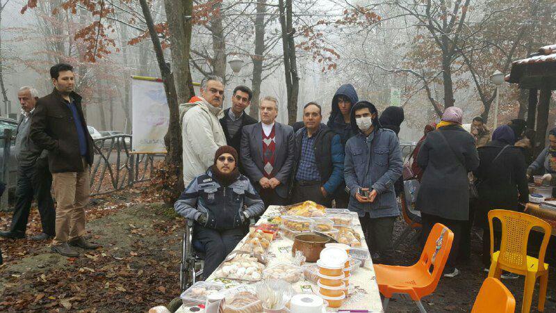 اولین جشنواره پاییز هزاررنگ گرگان