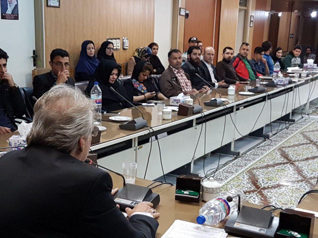 یکصدو سی وپنجمین جلسه کمیسیون فرهنگی
