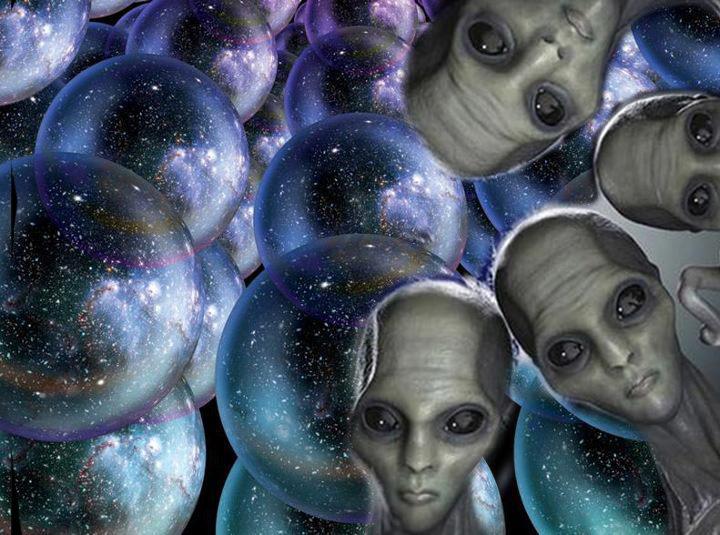 علیرضا پزشکپـور  جنس و ماهیت موجـودات در فضا و احتمـال  وجود جهان های دیگر  (برداشت هایـی از قـرآن و روایات دینی و تطبیق آنها با علـوم روز)