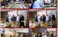 خبرنگاران حوزه شورای اسلامی شهر گرگان در کمیسیون فرهنگی تجلیل شدند