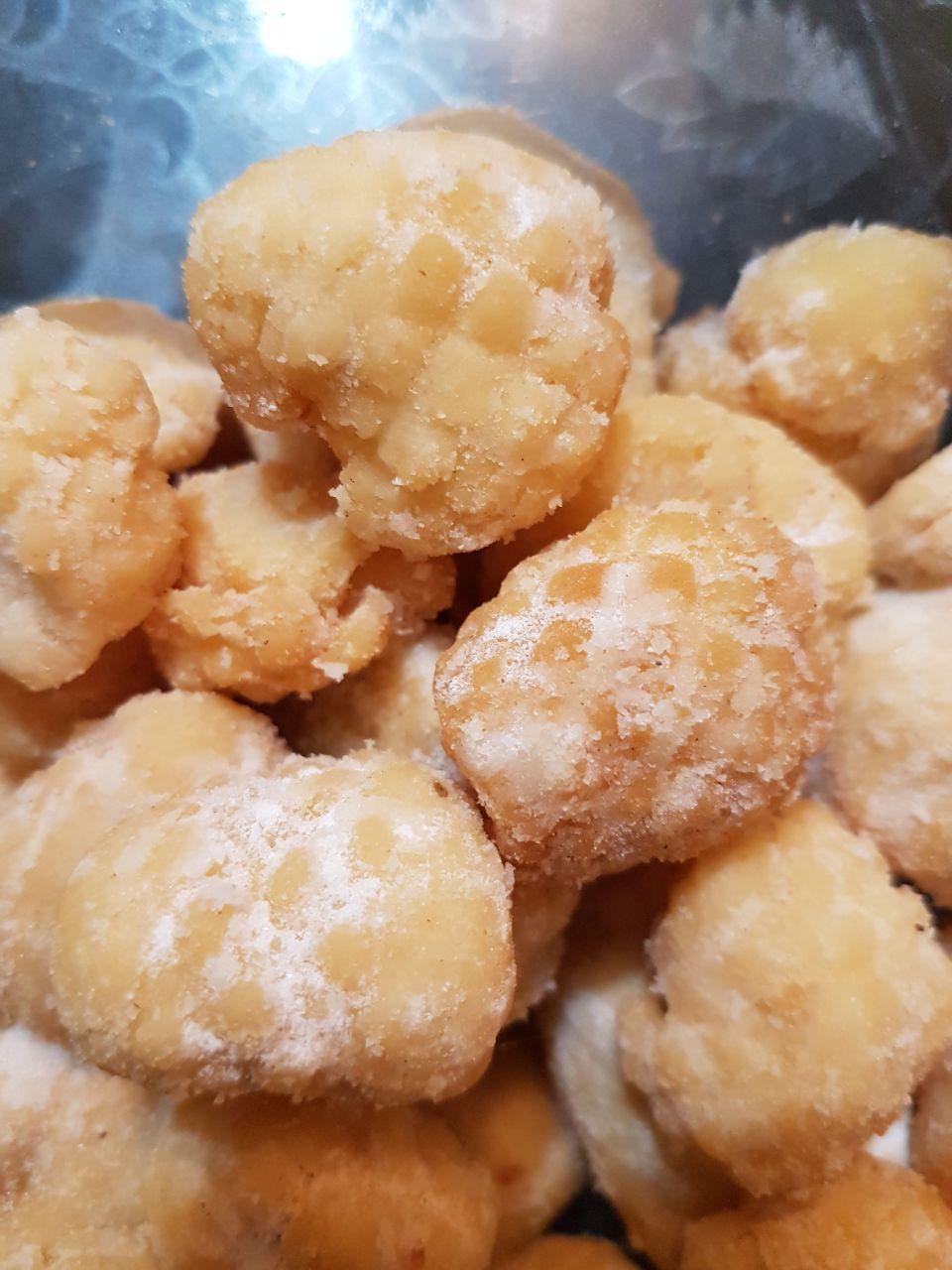سرغربالی (سرغلبیلی) یا (سرغربیلی)/ شیرینی